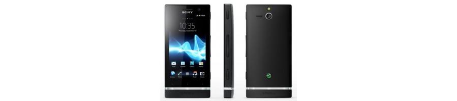 Reparación de Móviles Sony Xperia U St25 ¡Ofertas! Madrid
