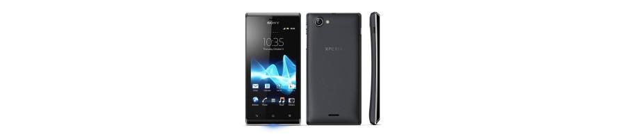 Reparación de Móviles Sony Xperia J St26 ¡Ofertas!