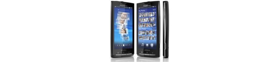 Reparación de Móviles Sony Xperia X10 [Arreglar Piezas]