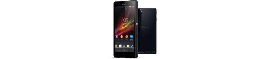 Comprar repuestos Sony Xperia Z L36 L36H C6602 C6603 C6616