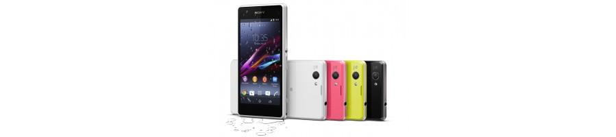 Reparación de Móviles Sony Xperia Z1 Compact ¡Ofertas!