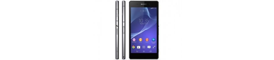 Reparación de Móviles Sony Xperia Z2 D6503 ¡Ofertas! Madrid