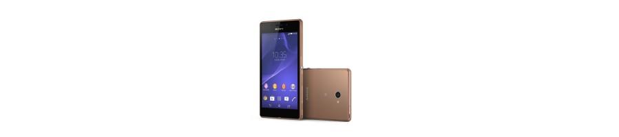 Reparación de Móviles Sony Xperia M2 Aqua [Arreglar Piezas]