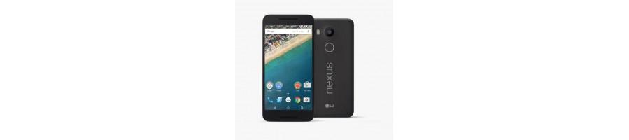 Reparación de Móviles Lg Nexus 5X H791 [Arreglar Piezas]