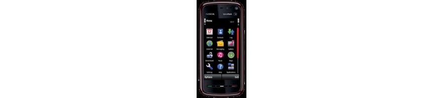 Reparación de Móviles Nokia 5800 [Arreglar Piezas] Madrid