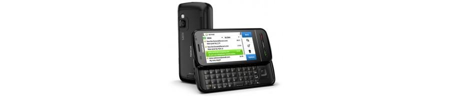 Reparación de Móviles Nokia C6-00 [Arreglar Piezas]