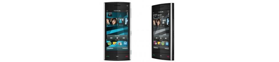 Reparar Nokia X6