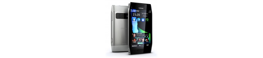 Reparación de Móviles Nokia X7 [Arreglar Piezas]