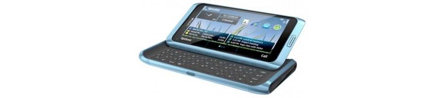 Reparación de Móviles Nokia E7 [Arreglar Piezas] Madrid