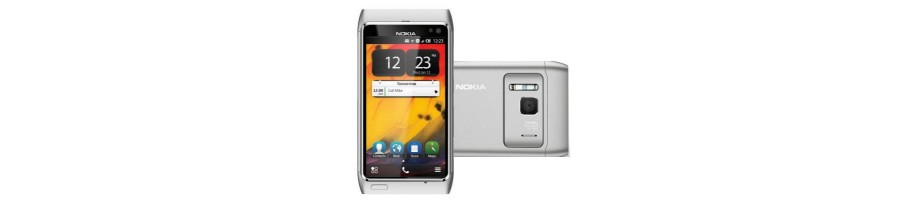 Reparación de Móviles Nokia N8 [Arreglar Piezas]