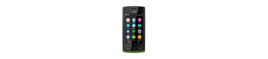 Reparación de Móviles Nokia 500 [Arreglar Piezas]