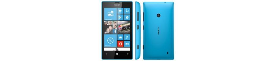 Reparación de Móviles Nokia Lumia 520 [Arreglar Piezas]