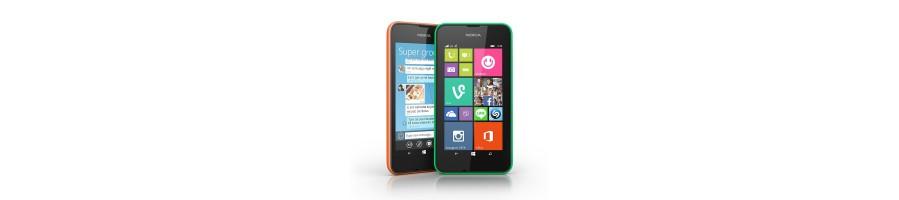 Reparación de Móviles Nokia Lumia 530 [Arreglar Piezas]