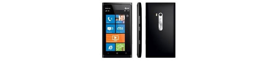 Reparación de Móviles Nokia Lumia 800 [Arreglar Piezas]