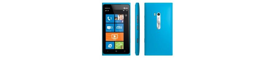 Reparación de Móviles Nokia Lumia 900 [Arreglar Piezas]
