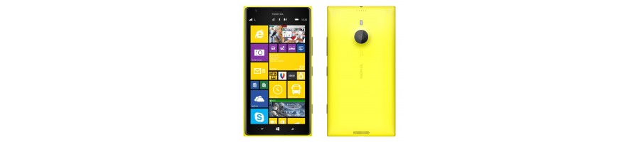 Reparación de Móviles Nokia Lumia 1520 [Arreglar Piezas]