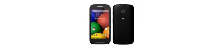 Reparación de Móviles Motorola Moto E [Arreglar Piezas]