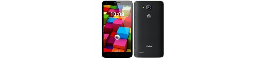 Reparación de Móviles Huawei G750 Honor 3X [Arreglar Piezas]