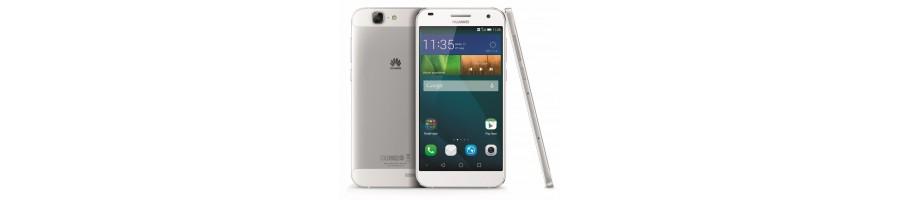 Reparación de Móviles Huawei G7 Ascend [Arreglar Piezas]