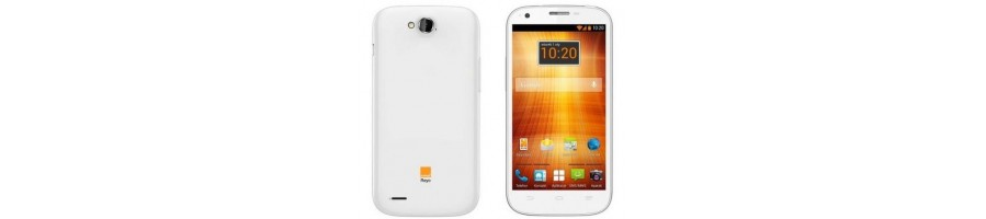 Reparar Zte Q Maxi N909 Orange Reyo