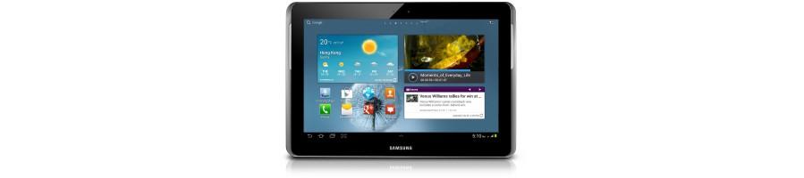 """Reparación de Tablet Samsung P5100 P5110 Tab2 10"""" Madrid"""