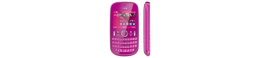 Reparación de Móviles Nokia Asha 201 [Arreglar Piezas]