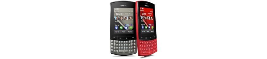 Reparación de Móviles Nokia Asha 303 [Arreglar Piezas]