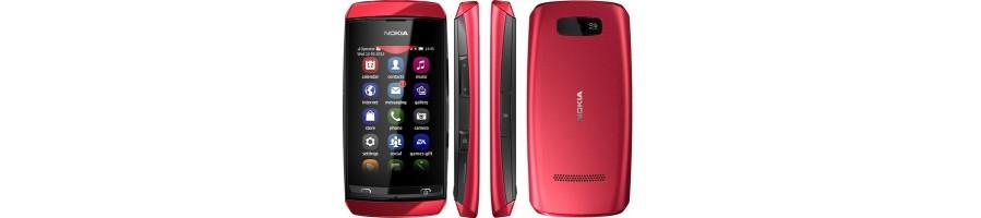 Reparación de Móviles Nokia Asha 305 [Arreglar Piezas]