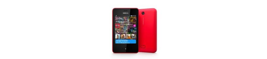 Comprar repuestos Nokia Asha 501
