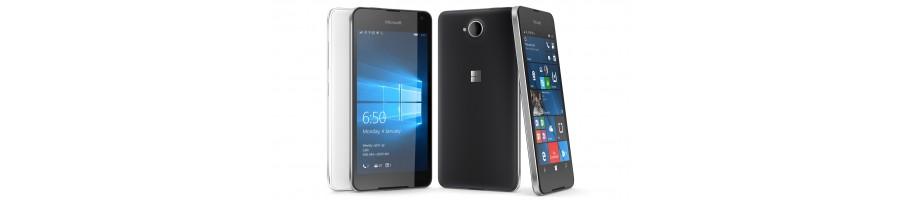Comprar repuestos Nokia Lumia 650