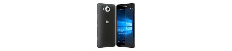Reparación de Móviles Nokia Lumia 950 [Arreglar Piezas]