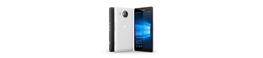 Reparación de Móviles Nokia Lumia 950 XL [Arreglar Piezas]