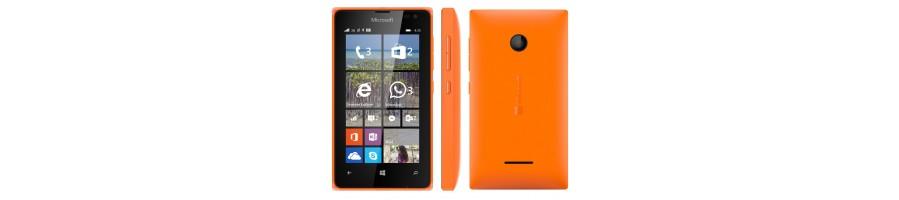 Reparación de Móviles Nokia Lumia 435 [Arreglar Piezas]
