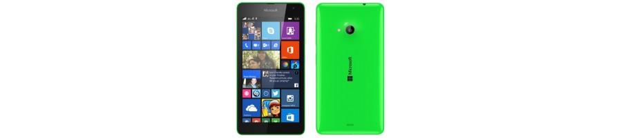 Reparación de Móviles Nokia Lumia 535 [Arreglar Piezas]