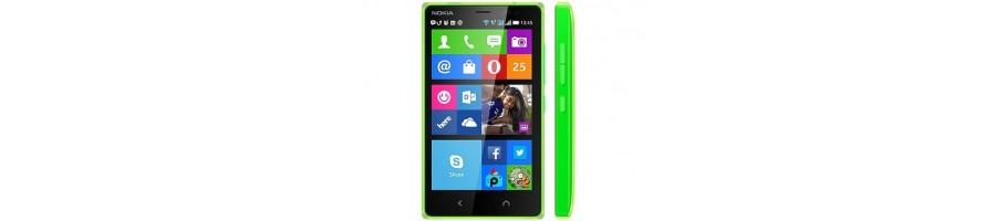 Reparación de Móviles Nokia X2 [Arreglar Piezas]
