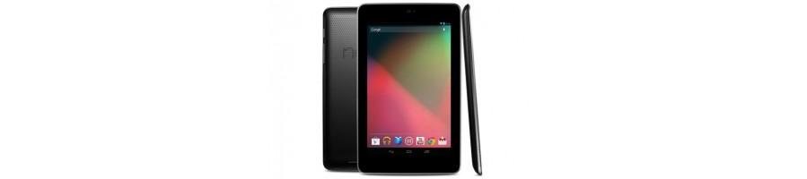 Comprar Repuestos de Tablet Asus Nexus 7 1ºgen ME370T
