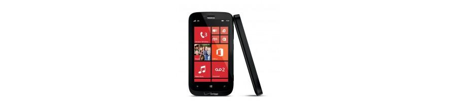 Comprar Repuestos Nokia Lumia 822