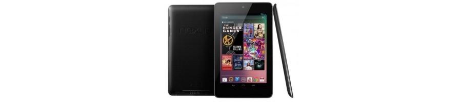 Comprar repuestos Asus Nexus 7 1ºgen ME370TG