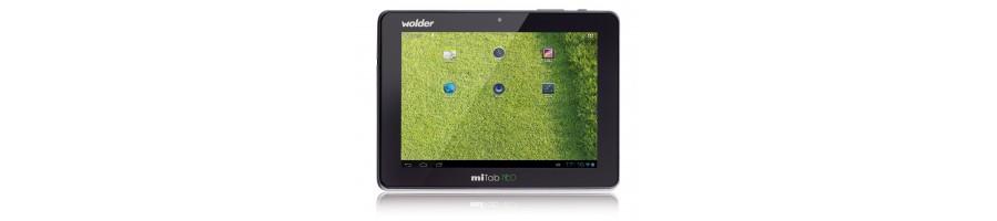 Comprar Repuestos de Tablet Wolder MiTab Neo ¡Ofertas!