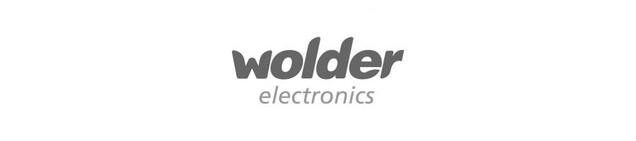 Comprar Repuestos Móviles Wolder Baterías y Carcasas Madrid