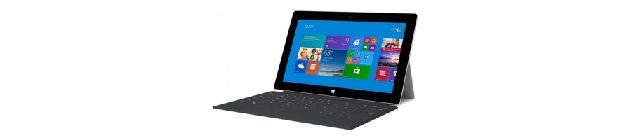 Comprar repuestos Microsoft Surface RT 2