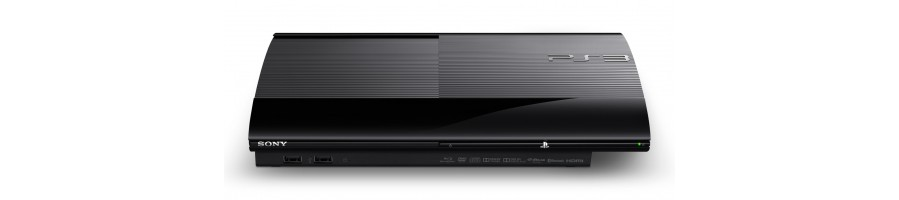 Repuestos Play Station 3 Super Slim CECH 4204A