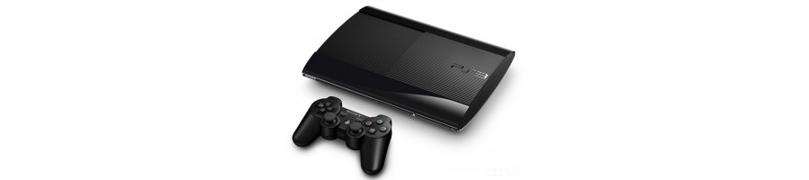 Repuestos Play Station 3 Super Slim CECH 4004C