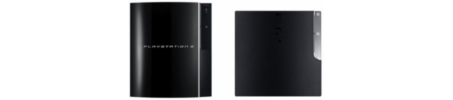 Play Station 3 Fat Slim Super Slim