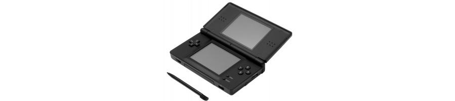 Repuestos consola Nintendo DS Lite