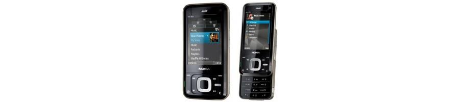 Comprar repuestos Nokia N81