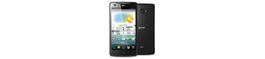 Comprar Repuestos de Móviles Acer Liquid S1 S510 Madrid