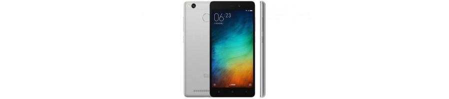 Comprar repuestos Xiaomi Redmi 3S