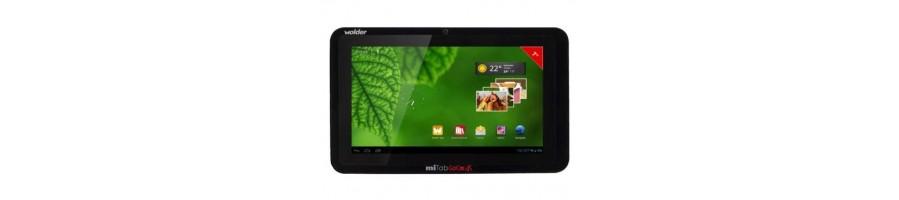 Comprar Repuestos de Tablet Wolder MiTab GoCar ¡Ofertas!