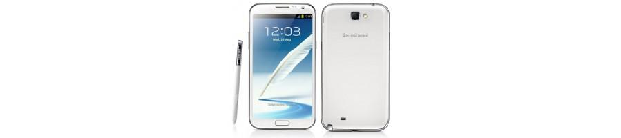Comprar Repuestos de Móviles Samsung N7100 Note 2 Madrid